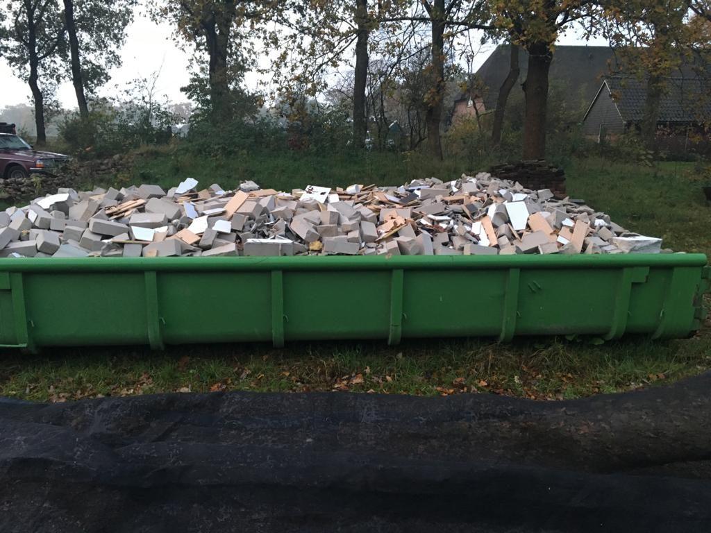 Containerbak Drenthe